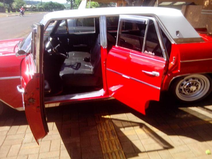 Aero Willys Itamaraty - Ano 1967 - 0001 km - em Mercado Livre