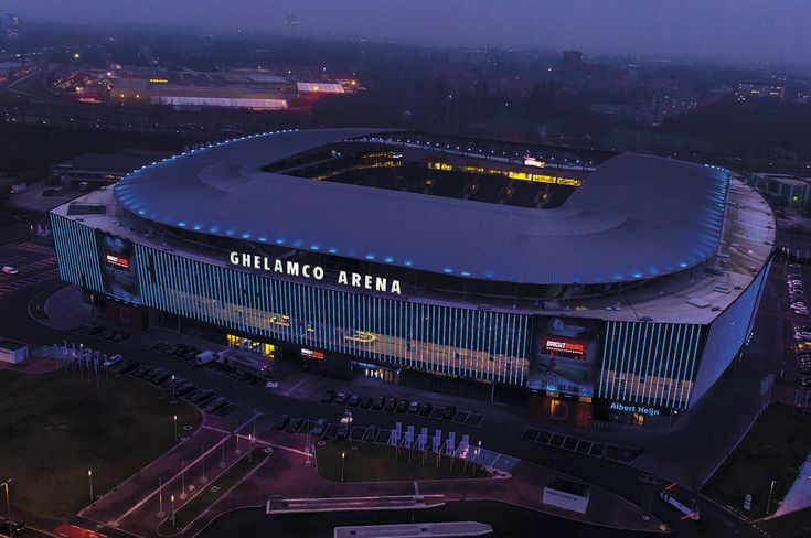 Ghelamco Arena, Gent » BRIGHTBOARD » BRIGHTENS YOUR BRAND
