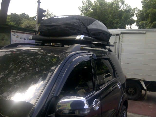 Roofbag - Car Accesories Indonesia