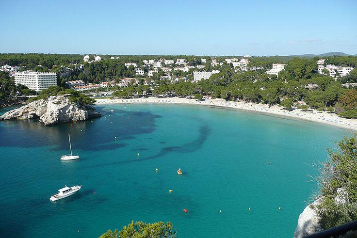 Surcando mares-aquiler-barcos-menorca-Cala Galdana