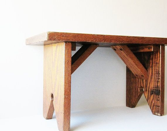 17 Best Ideas About Oak Bench On Pinterest Wood Tables Wooden Dining Bench And Industrial