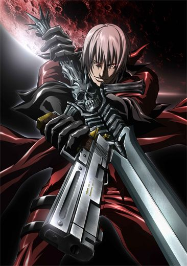 Dante Sparda from the Devil May Cry Anime - I finished the first episode, and it seems very good so far
