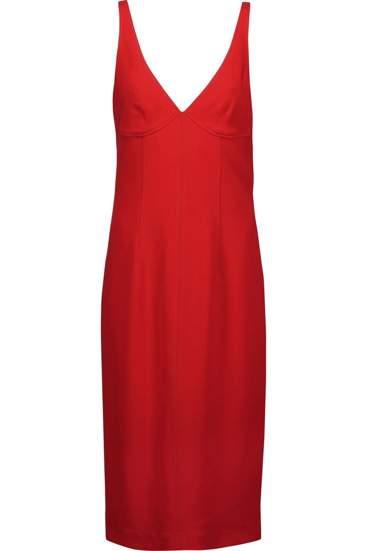 Shop on-sale Joseph Gloria embroidered crepe midi dress. Browse other discount designer Dresses & more on The Most Fashionable Fashion Outlet, THE OUTNET.COM