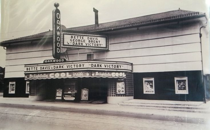 photos of old movie houses | Toronto's old movie houses—the Oakwood Theatre at St. Clair and ...