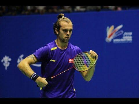 Final - 2015 All England Open - Jan Ø. Jørgensen vs Chen Long