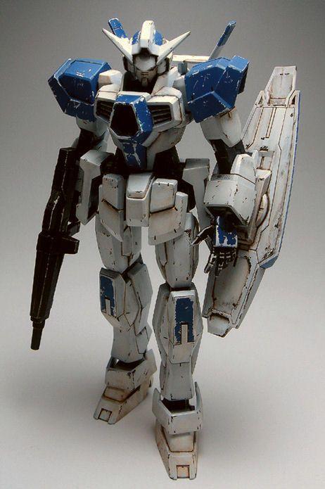 1/144 Gundam AGE-1 Normal by Konpeido