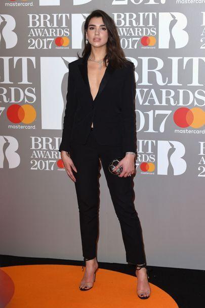 Brit Awards 2017 Red Carpet Pictures | British Vogue