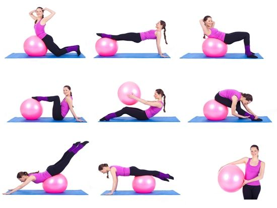 Swiss ball exercise is also identified as stability ball exercises. Certain researches reveal that it helps your chest, shoulders, back, arms, legs, butt, ...