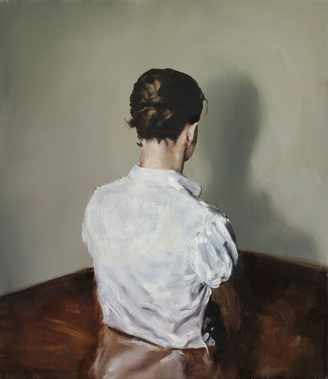 Michael Borremans: Michaelborremans, Michaël Borremans, Inspiration, Art, Canvas, A2 2004, Michael Borremans, Paintings