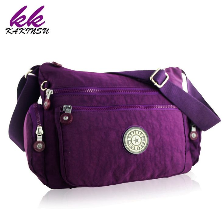 15 Colors Waterproof Nylon Messenger Bags Women Brand Kiple Original Shoulder Bags Crossbody Bag 2016 Sac A Main Femme De Marque
