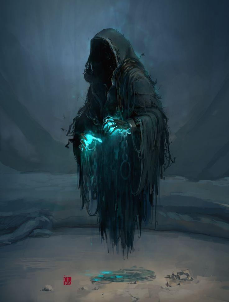 Wraith: Também conhecido como Qui Shen, é uma das criaturas mais perigosas em todas as terras conhecidas; um sugador de almas. Segundo a lenda, ele marca suas vítimas e remove suas almas; condenando-os por toda a eternidade.