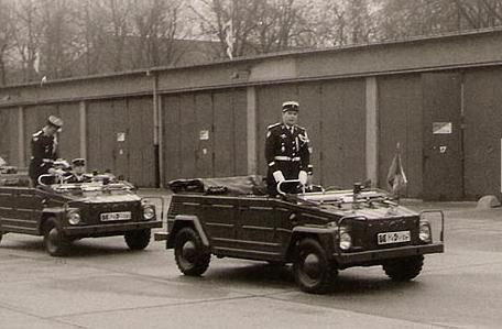 """That's the """"Thing"""": the Volkswagen 181 was developed in the mid 1960s for the West German Army"""