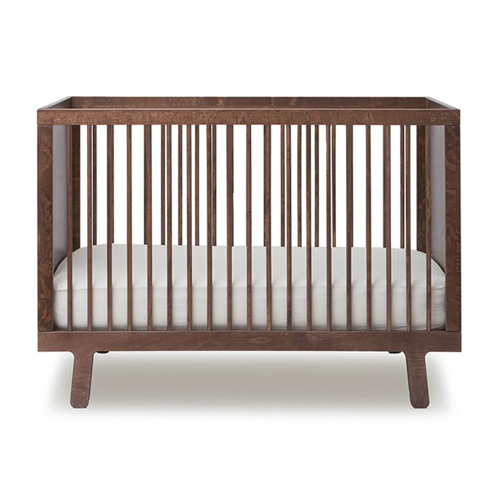 Buy Your Sparrow Convertible Crib In Walnut By Oeuf Here. Stylish And  Versatile, The Sparrow Crib From Oeuf Is The Perfect Cornerstone For The  Sparrow ...
