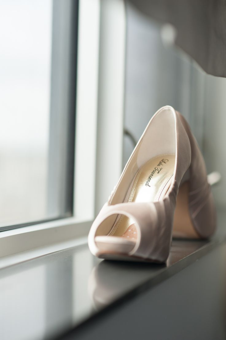 Patti's Bridal Shoes 'Lulu Townsend' http://www.fusion-events.ca/