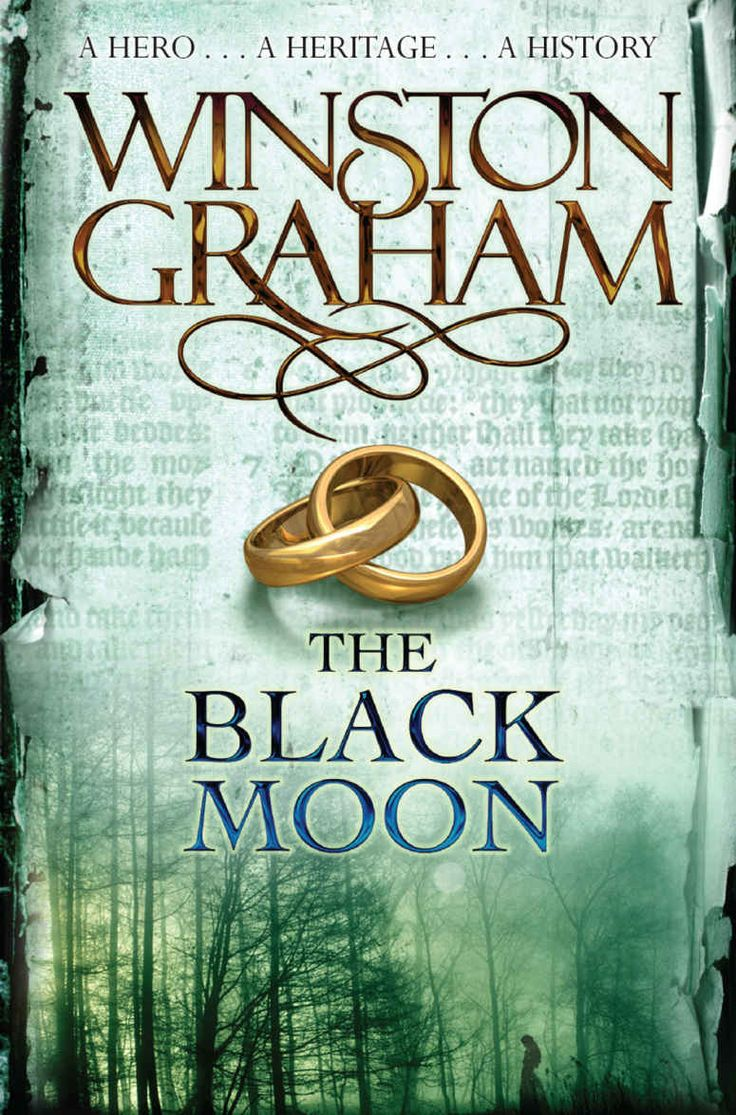 The Black Moon by Winston Graham | 5/5 stars