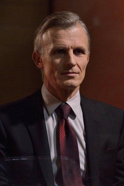 The Strain on FX (TV Series 2014– ) Richard Sammel as Thomas Eichorst