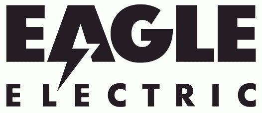 Eagle Electric in Logo