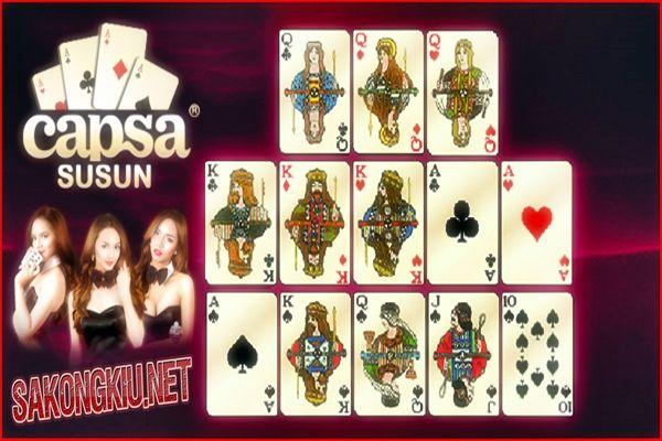 Cheat Game Kartu Capsa Susun Online | Poker, Bandar, Games
