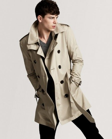 trench coat hombre - Buscar con Google