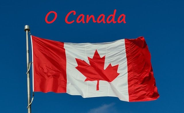 Cathy Thinking Out Loud: O #Canada That Reflects & Includes all #Canadians ...