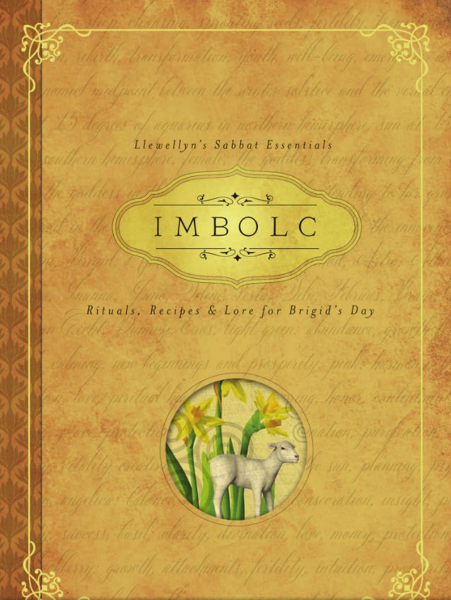 Imbolc Rituals, Recipes, and Lore for Brigid's Day features spells, recipes, lore, invocations, correspondences, crafts and rituals that will help inspire you to celebrate Imbolc in your own unique wa