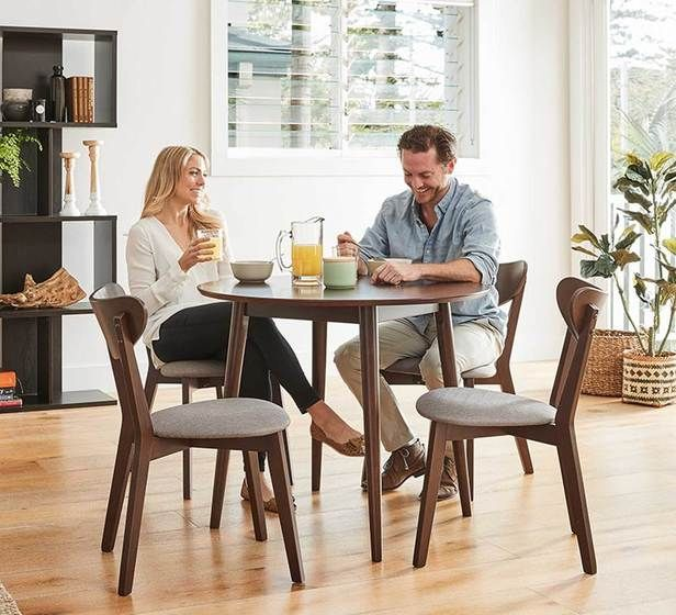 Toto Dining Chair Espresso