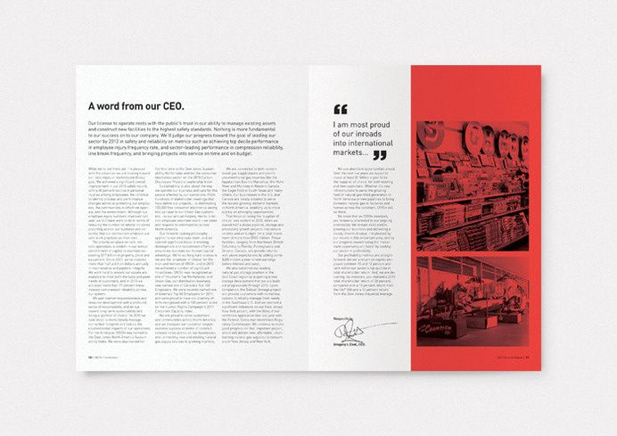 Annual report 2 in Annual Report Layout