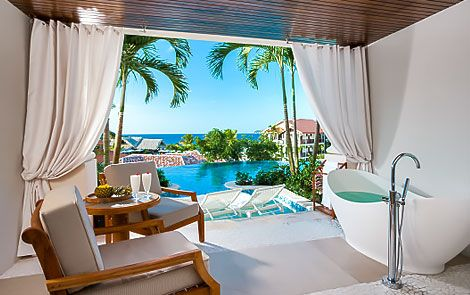 Sandals Love Nest Suites & Beaches Suites #Sweepstakes. Prize: 5-day/4-night stay for two (2) people in one of ten (10) Love Nest Suites at any Sandals Resort. Airfare is not included. ARV: $4,156.00 Open to: U.S.A Canada 18+ #giveaway