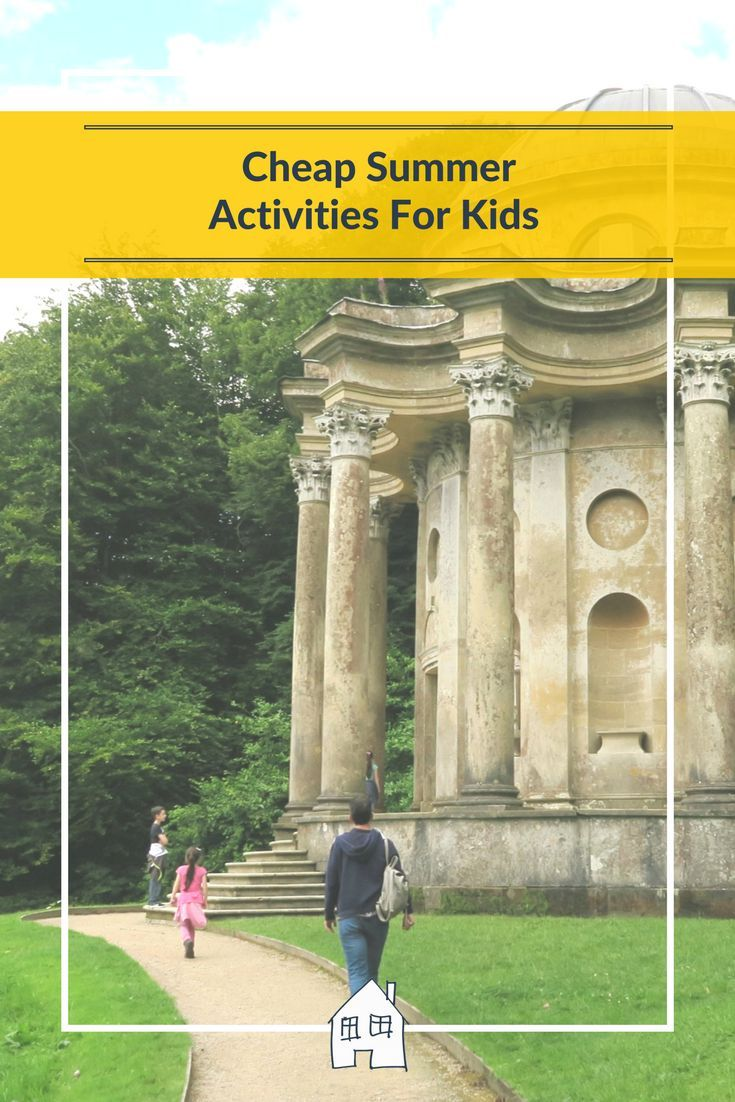 Are you looking for Cheap Summer Activities For Kids or even free Summer Activities For Kids? The take a look at this great list of summer activities for kids to do over the summer holidays.