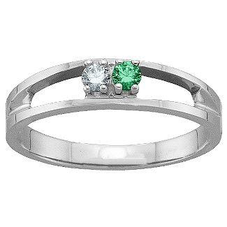 1-6 Gemstone Ring | Jewlr
