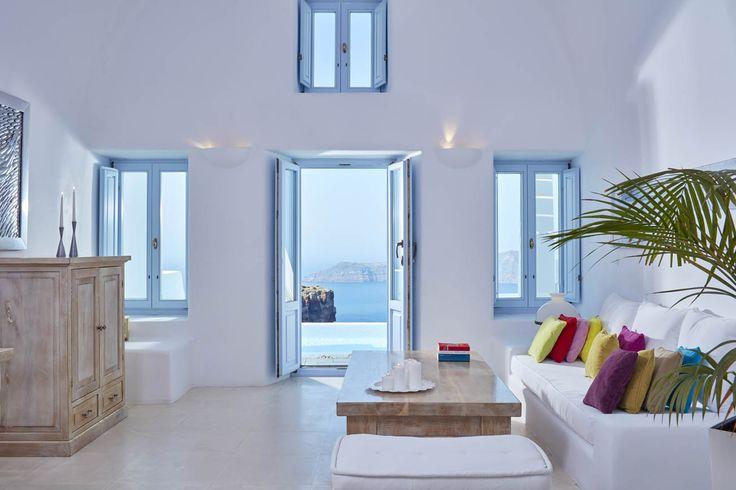 Discrete luxury of Astra's Pool suite