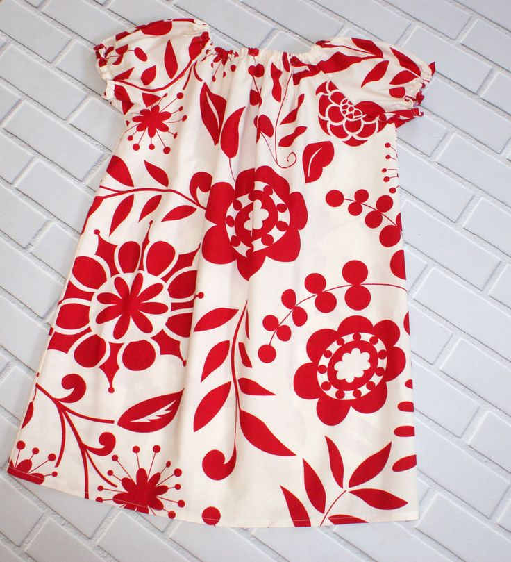 Red Christmas Dress Toddler Boutique Clothing By Lucky Lizzys by LuckyLizzys on Etsy