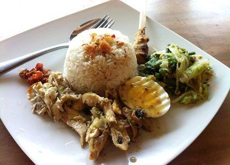 週イチで食べたくなるナシチャンプル WARUNG KOJES ( ワルン コジェス ) | 暁希のバリ島 サヌール生活