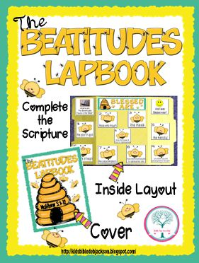 The Beatitudes: Bee-Attitudes Bulletin Board & More! | kids church