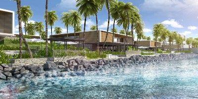 Hotel complex Qui Nhon Viet Nam — Medium