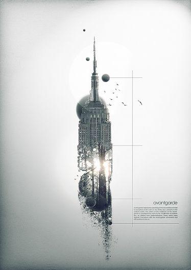 Designspiration — avantgarde on the Behance Network