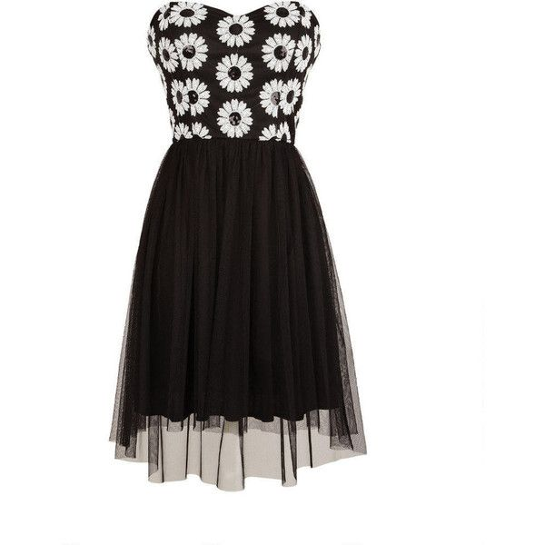 Daisy Sequin High-Low Dress ($70) ❤ liked on Polyvore featuring dresses, robes, vestidos, night out dresses, cocktail party dress, hi low dress, high low dresses and sequin cocktail dresses