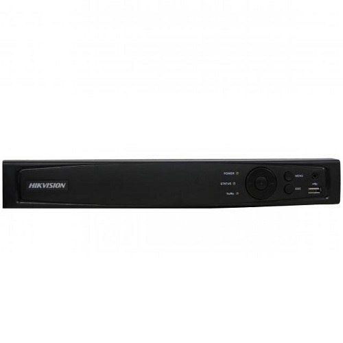 Hikvision DS-7208HUHI-F2/N DS-7208HUHI-F2/N HikVision DS-7208HUHI-F2/N - 8-ми канальный гибридный HD-TVI регистратор для аналоговых/ HD-TVI и AHD камер, + 2канала IP@4Мп (до 10 каналов с полным замещением аналоговых каналов). Видеовход: 8 каналов, BNC (поддерживает подключение через коаксиальный кабель); аудиовход: 8 каналов RCA; видеовыход: 1 VGA до 1080Р, 1 HDMI до 4К, 1 CVBS; аудиовыход: 1 канал RCA. Разрешение записи на канал для TVI: 3Мп@15к/с, 1080p@25к/с; для AHD: 720p@25к/с; для…