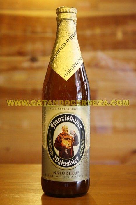 Comprar cerveza de trigo Franziskaner  en la mejor tienda de cerveza online http://www.catandocerveza.com/cervezas-trigo/201-comprar-comprar-cerveza-franziskaner.html  no encontraras un regalo mejor por ser útil, económico y original.