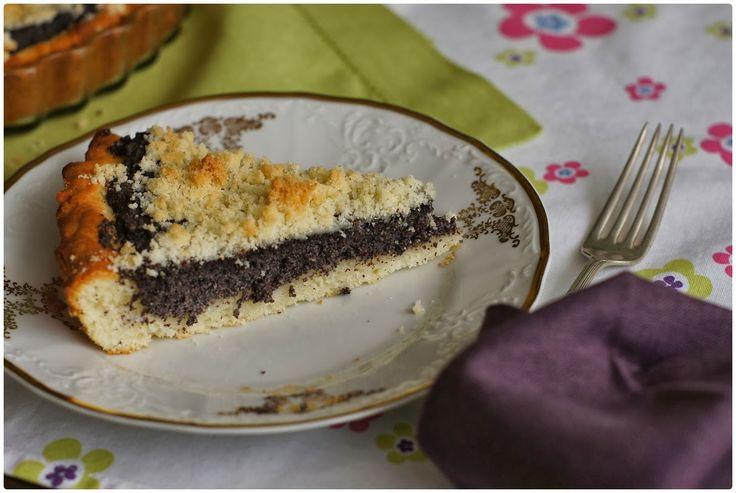 Pradobroty: Nekynutý makový koláč