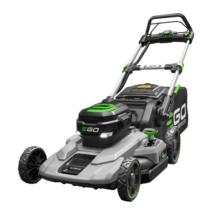 21 in. 56-Volt Lithium-Ion Cordless Battery Self Propelled Mower-Battery and Charger Not Included
