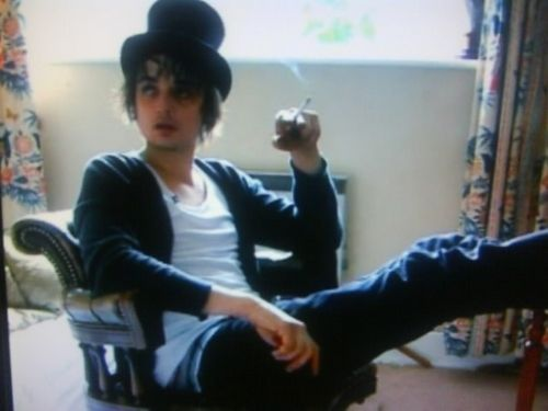 Pete Doherty - adorbs