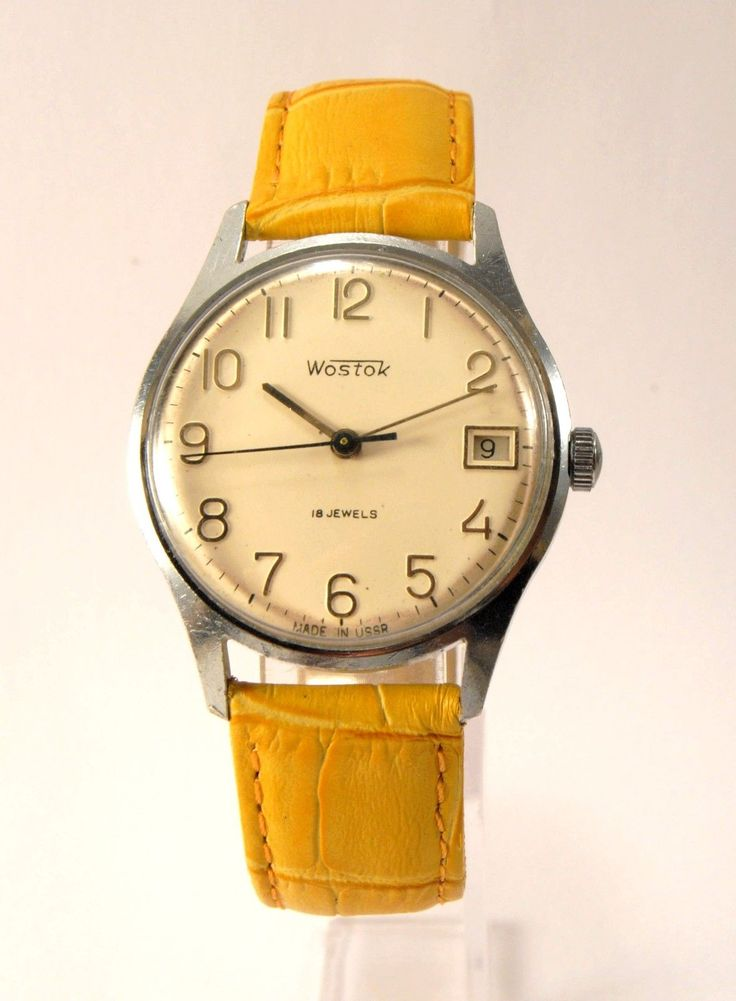 Wostok  Watch USSR  Russian US$ 36.19