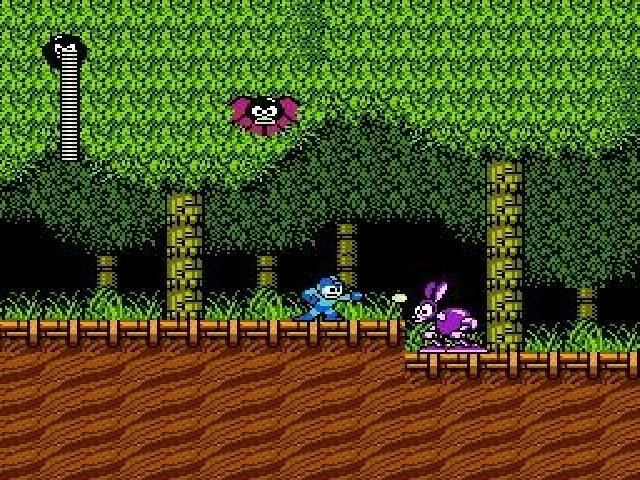 Mega Man 2 - NES