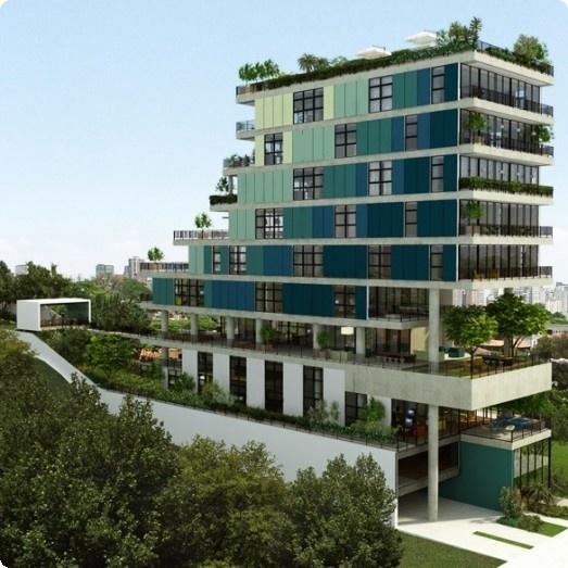 Edifício João Moura - Idea!Zarvos, por Pedro e Lua Nitsche---- GENTE GOSTO MUITO…