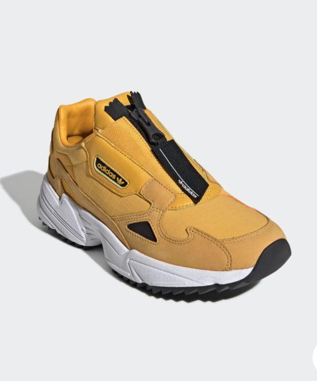 Adidas Falcon zip shoes   Adidas shoes