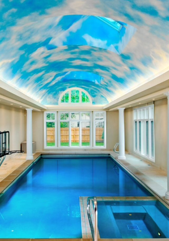 17 best images about dream homes on pinterest credit Bedroom swimming pool design