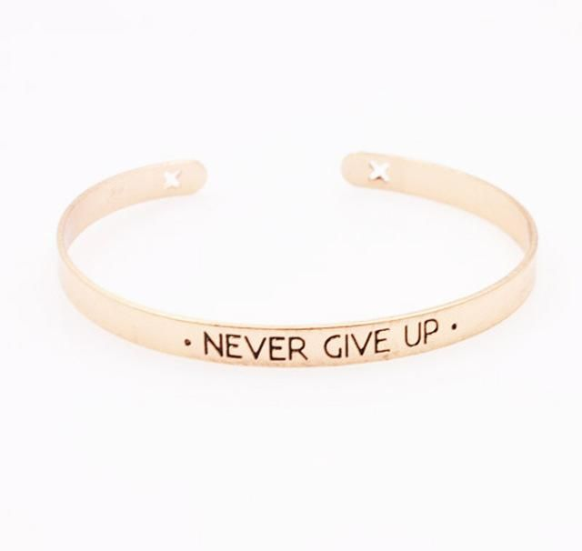 Quote Bracelets