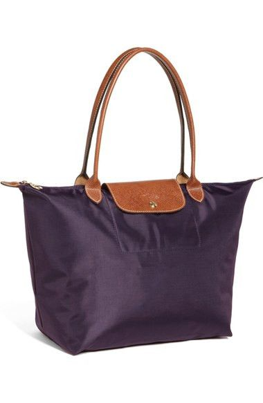 'Large Le Pliage' Nylon Tote