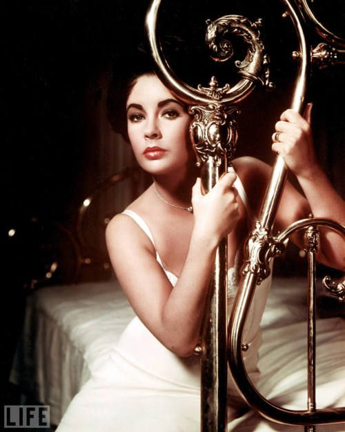 Elizabeth Taylor... I will really miss her...what a legend. 2-27-1932 -   3-23-2011